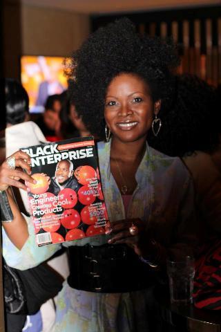 Multimedia Personality, Abiola Abrams