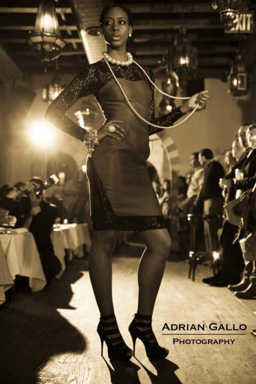 Sarah Bacchus Design - Old Hollywood Glamor