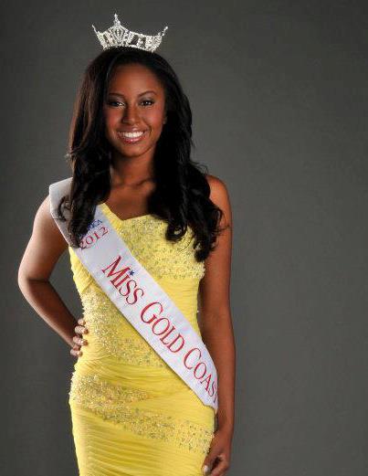 Miss Gold Coast 2012