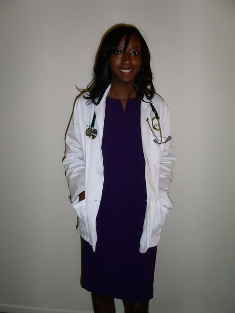 Ph.D/MD Student, Onika Noel