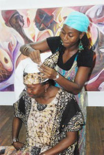Head Wrapping