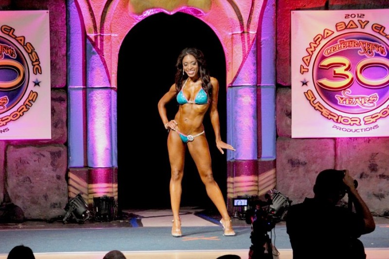 Melabeu Cheriece in Competition
