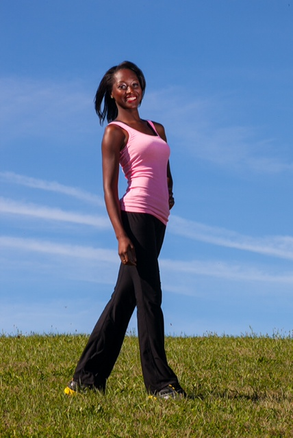 Model, RoseAnn Sumner