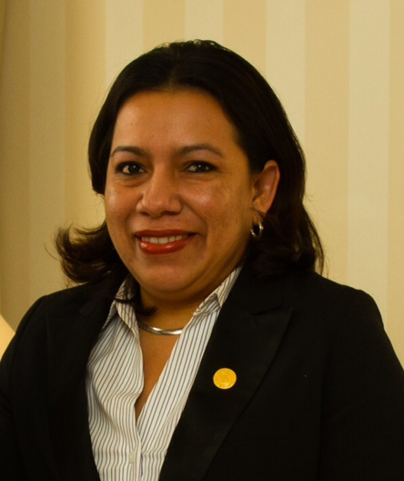 Minister of Foreign Affairs, Minister Rodrigues-Birkett
