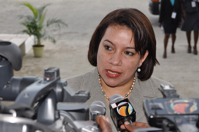 Minister Rodrigues-Birkett