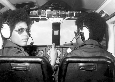 First Female Helicopter Pilots