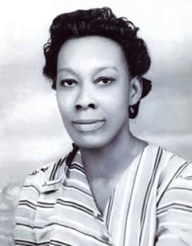 Music Educator, Martha Ruby Holland,