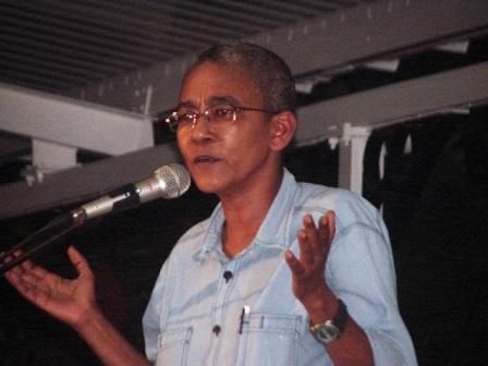 Activist, Karen DeSouza