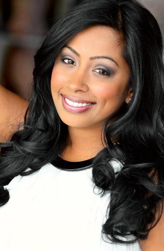 Journalist, Jennifer Bisram