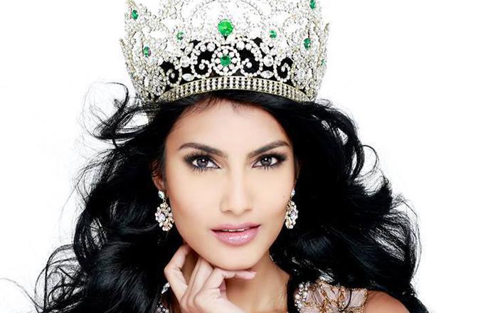 Miss World Guyana, Rafieya Aasieya Husain