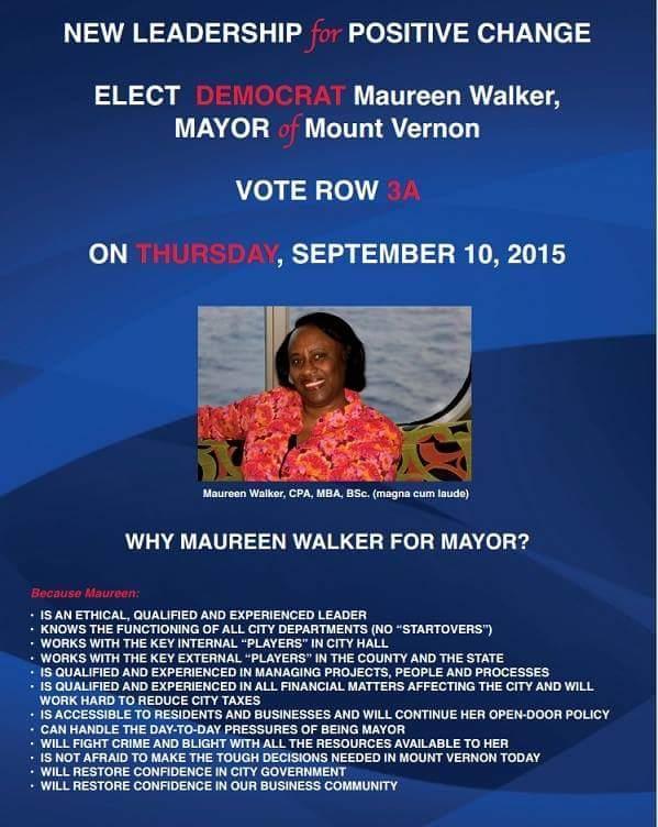 Maureen for Mayor