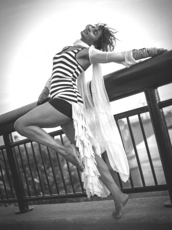 International Fashion Model, Enna Morgan