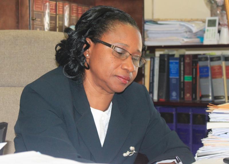 Justice Cummings-Edwards