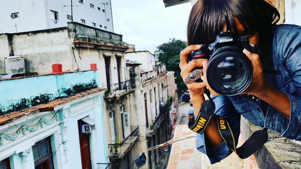 Melissa in Cuba