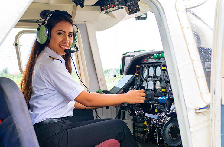 pilot rock single hispanic girls Fort george g meade, md -- 1st lt sophia matias flies uh-60 black hawk helicopters and is the only hispanic-american pilot in the illinois national guard.
