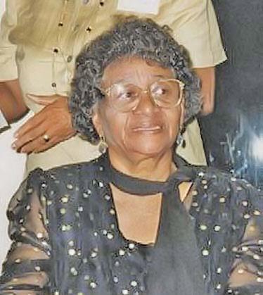 Novelist, Beryl Agatha Gilroy