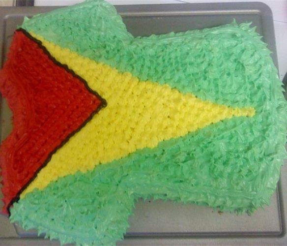 Happy Anniversary Guyana