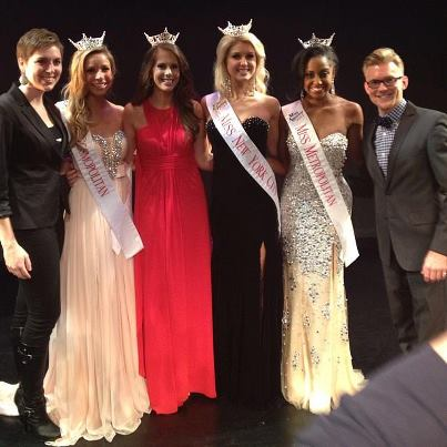 Miss Metropolitan NY 2013 Pageant