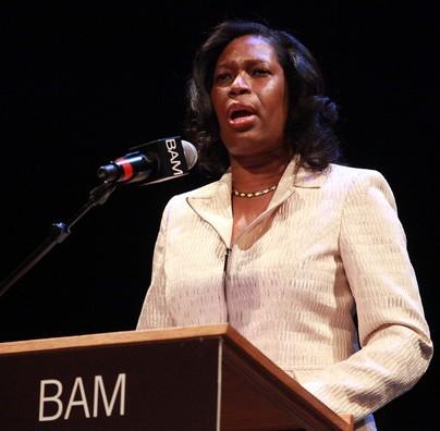 Deputy Brooklyn Borough President Sandra Chapman