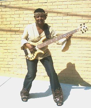 Rocking the Bass, Kim Clark