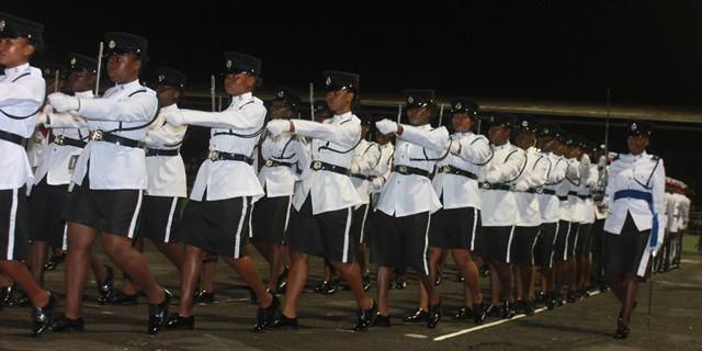 Guyana Police Women