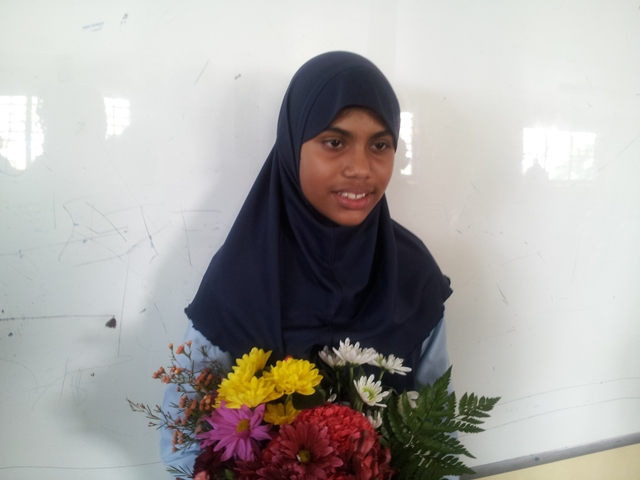Top Performer, Salma-Majeed