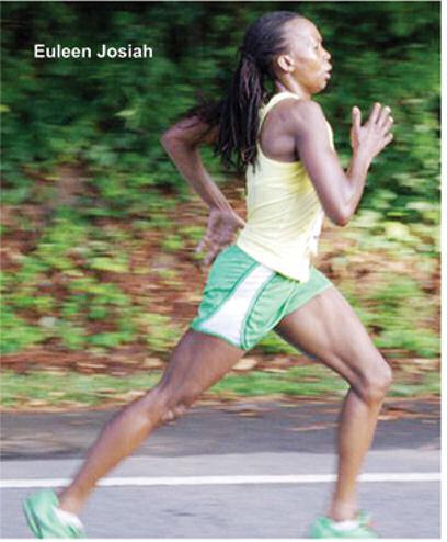 Distance Runner, Euleen Josiah-Tanner