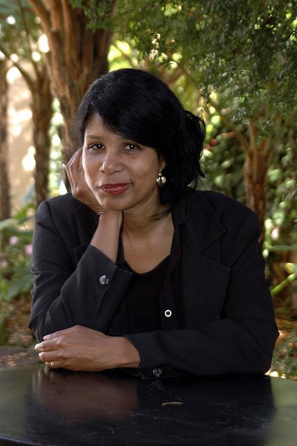 Novelist, Karen King-Aribisala