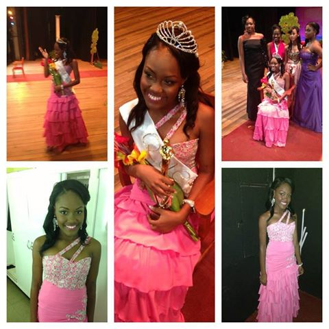 Miss Guyana Teen Excellence Pageant Queen - Trishelle Ross