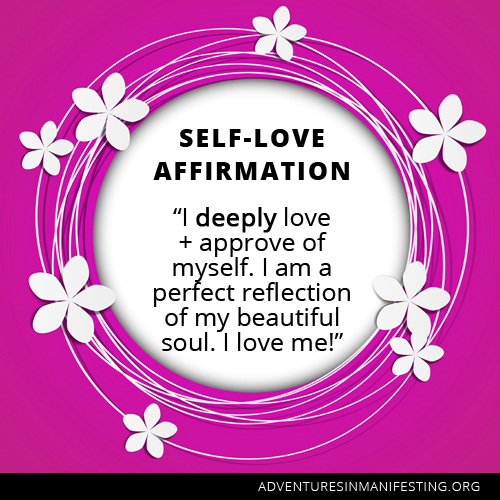 Self Love Affirmation