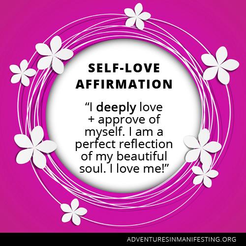 Self Love Affirmation