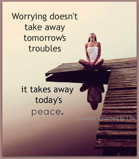Excessive Worrying