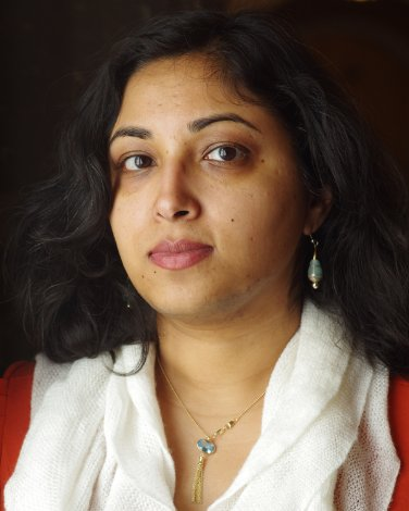 Author, Gaiutra Bahadur