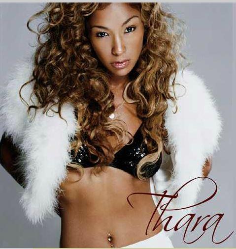 Thara's Self-Titled Album Cover