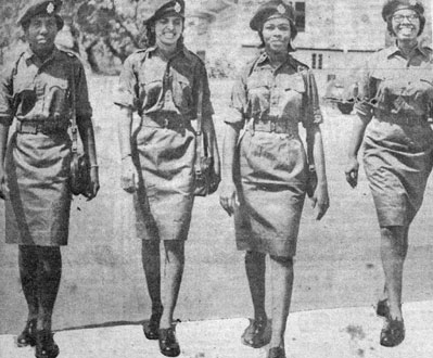 First Army Girls