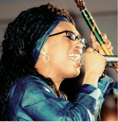 Donna Makeda – Guyanese Girls Rock Foundation