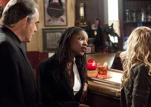 Saving Grace - Season 3 with Tom Irwin, Yaani King and Holly Hunter