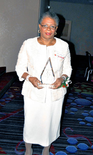 Lorna Welshman-Neblett, 2013 Influential Black Women in Business Award Recipient
