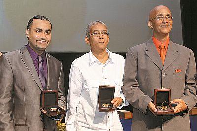Karen de Souza, Recipients of the 2014 Anthony N Sabga Caribbean Awards