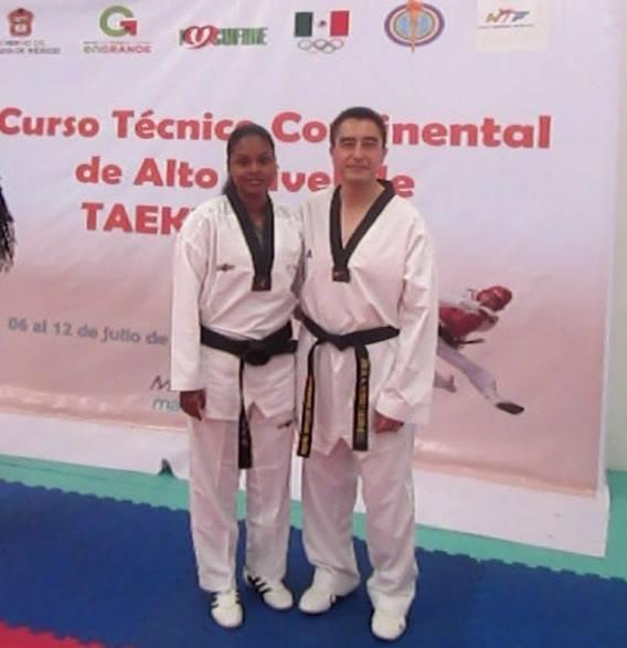 La Toya Herbert, First Taekwondo Coach