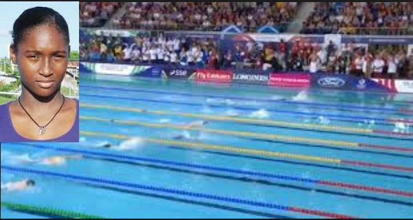Swimmer, Onika George