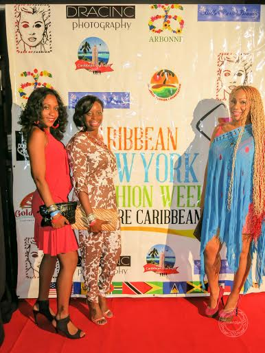 Sonia Noel with GGR Founder, Cloyette Harris-Stoute and CEO & Founder at Alizé La Vie Magazine