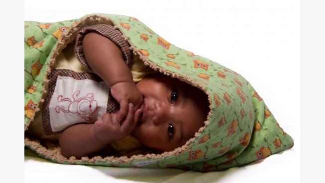 Yinibini Hooded Blanket