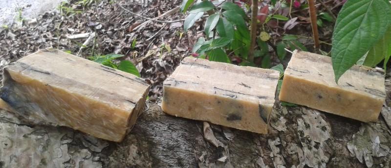 Pandamas Black Water Soap
