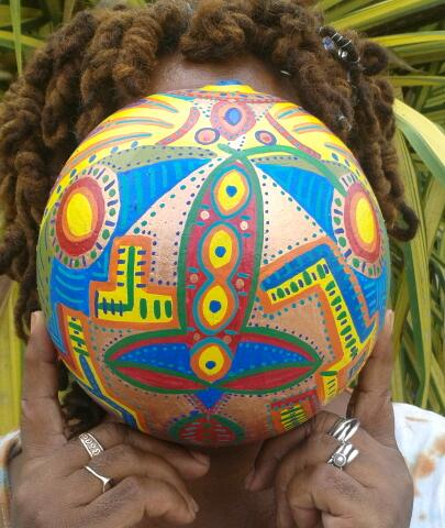calabash painting