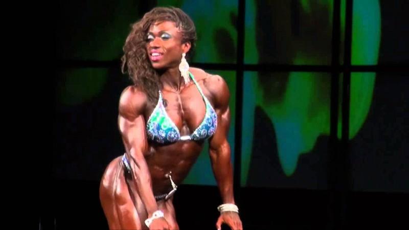 Alana Shipp 2014 Toronto Pro Supershow IFBB Pro Bodybuilding