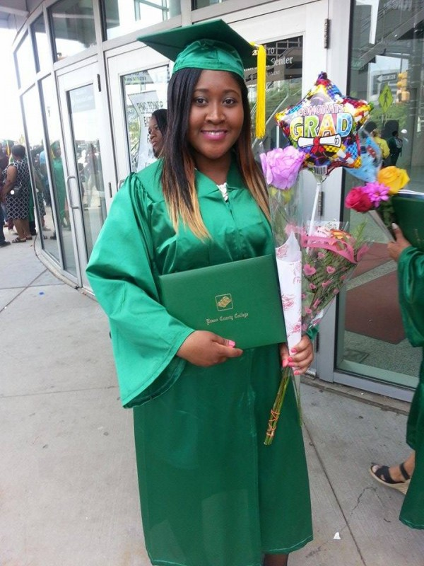 Graduate, Crystal Lyndon