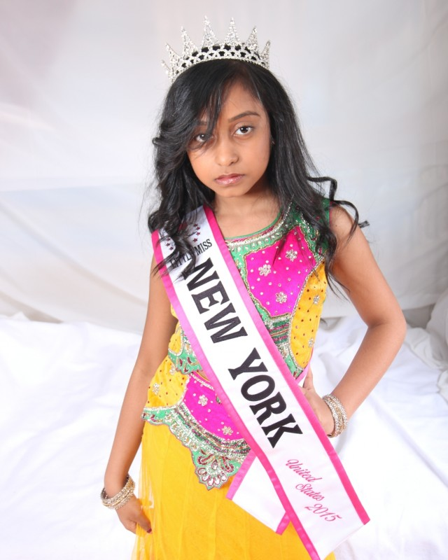 Little Miss New York 2015