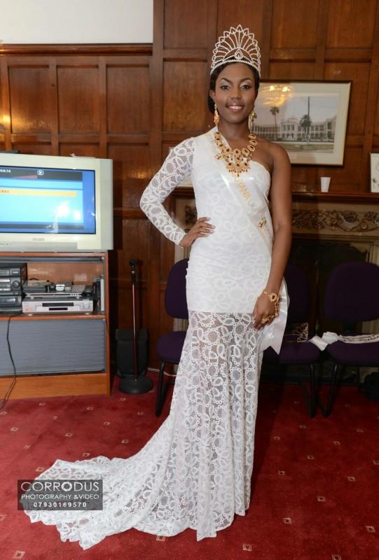 Zena Bland, Miss Guyana UK 2015