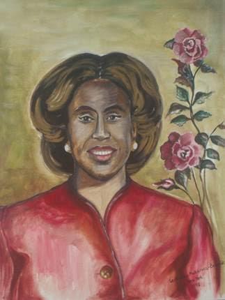 Portrait of Maureen Walker, Comptroller of the City of Mount Vernon.